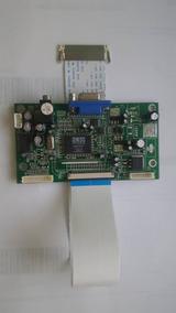 Placa Logica Monitor Kemex La-1510w