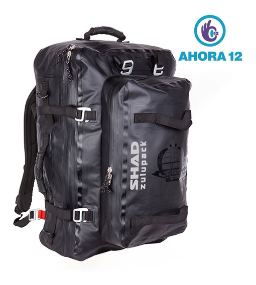 Bolso Zulupack Impermeable Tras. Mod. Sw55 - Ahora 12