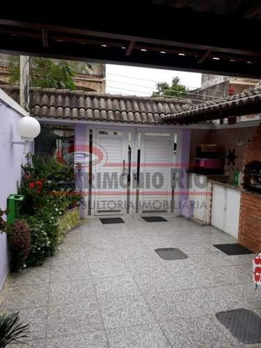 Casa Em Condomínio - Duplex  Residencial  Freguesia ( Jpa) - Pacn30074