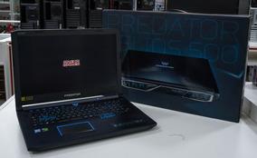Notebook Gamer Predator Helios 500 - Intel I9 8950hk