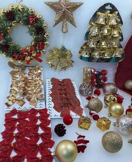 83 Decoração Natal Arvores -já Com Frete Vst