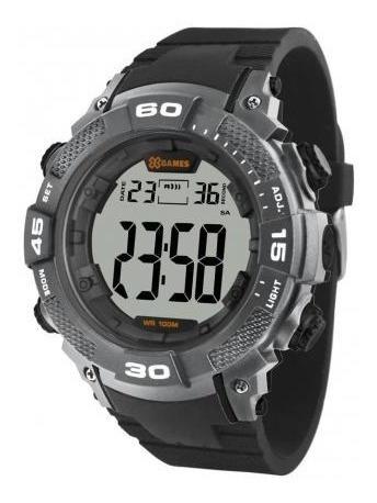 Relógio Original Xgame Xmppd3562 A Prova D