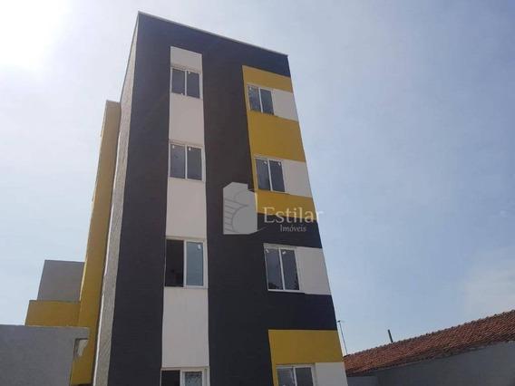 Apartamento Com 2 Quartos No Cruzeiro - São José Dos Pinhais/pr - Ap2477