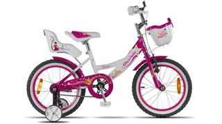 Bicicleta Aurora Princesa Rodado 16 Nena Envio
