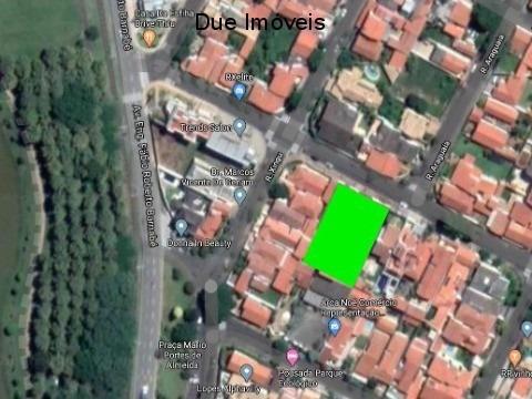 Ótimo Terreno Com Localização Privilegiada Com Projeto Para Construção De Um Prédio Residencial. - Tr01364 - 69338985