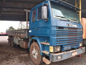 Escania 112 Truck ,carroceria Ano 85