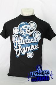 Camiseta Lucha Libre Huracan Ramirez