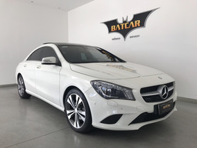 Mercedes-benz Classe Cla 1.6 Vision Turbo 4p