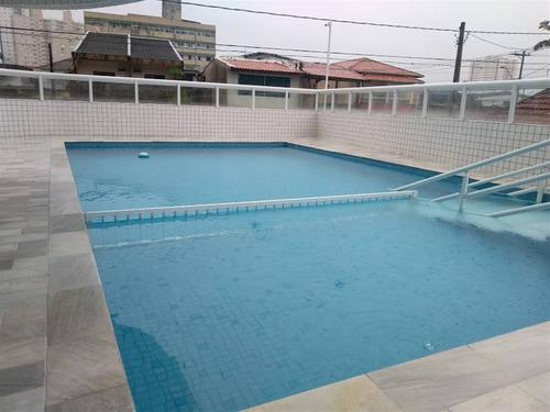 Imagem 1 de 28 de Apartamento 3 Dormitorios Sendo 2 Suites Na Cidade De Praia Grande - Mar105