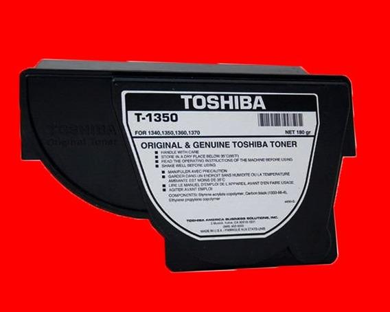 Cartucho Toner Toshiba Ed 1370/60/50