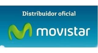 Chip Sim Movistar 4g Internet Somos Agencia Oficial