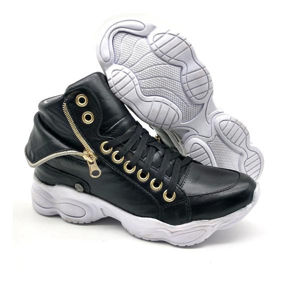 Tenis Feminino Bota Dad Sneakers Bmbrasil 250