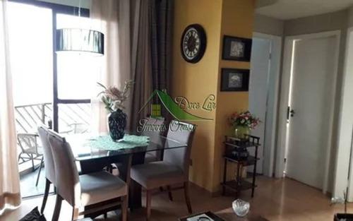Imagem 1 de 9 de Lindo Apartamento Em Ótima Localização. Quitaúna, Osasco.