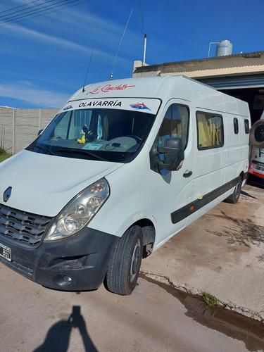 Renault Master Alta Y Largo