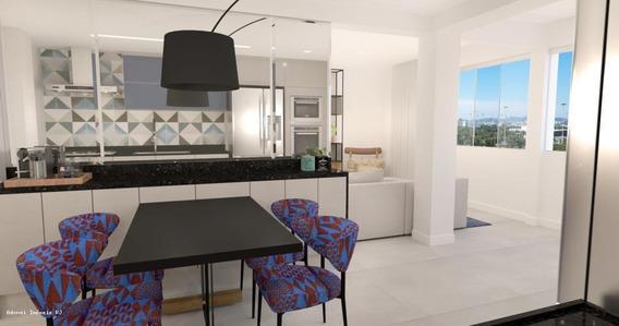 Apartamento Para Venda Em Rio De Janeiro, Glória, 2 Dormitórios, 2 Suítes, 3 Banheiros - _1-1414977