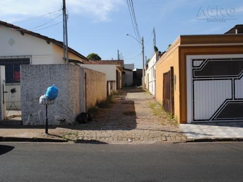 Terreno Residencial À Venda, Centro, Bauru - Te0076. - Te0076