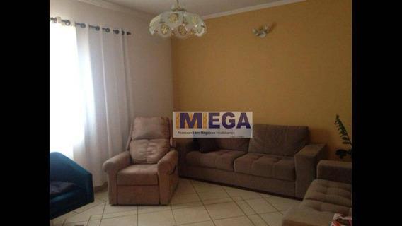 Casa Com 2 Dormitórios À Venda, 118 M² Por R$ 385.000 - Jardim Morumbi - Campinas/sp - Ca1572