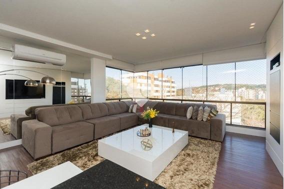 Apartamento Com Cobertura De 158m² No Tristeza - 28-im436556