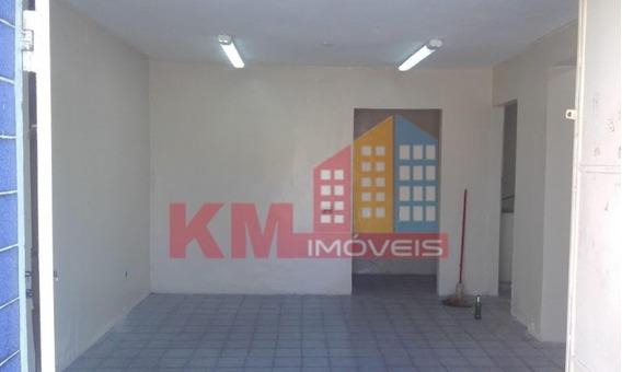 Vendo Prédio Comercial Na Rua Principal De Tibau - Pr0003