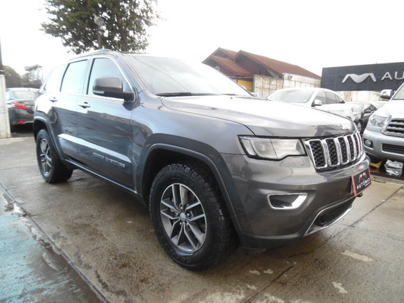 Jeep Grand Cherokee 3.0 Crd Limited 4wd Auto Año 2018
