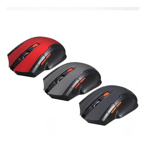 Mouse Gamer Sem Fio Wifi Óptico 2.4ghz Usb Pc Laptop