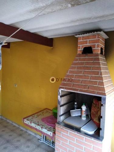 Sobrado Com 4 Dormitórios À Venda, 235 M² Por R$ 615.000,00 - Vila Monteiro Lobato - Guarulhos/sp - So0317