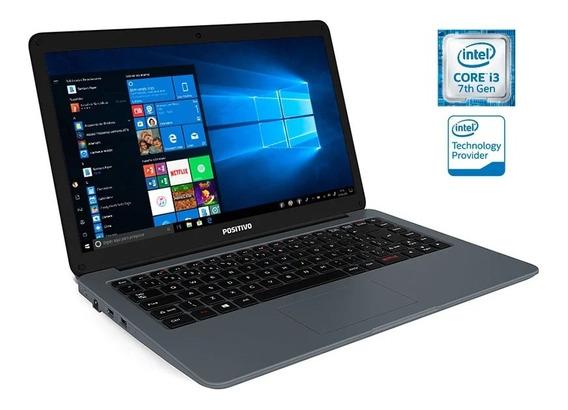 Notbook I3 Intel Core Positivo Novo Ssd 128gb 4gb Windows 10
