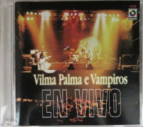 Vilma Palma E Vampiros - En Vivo Cd