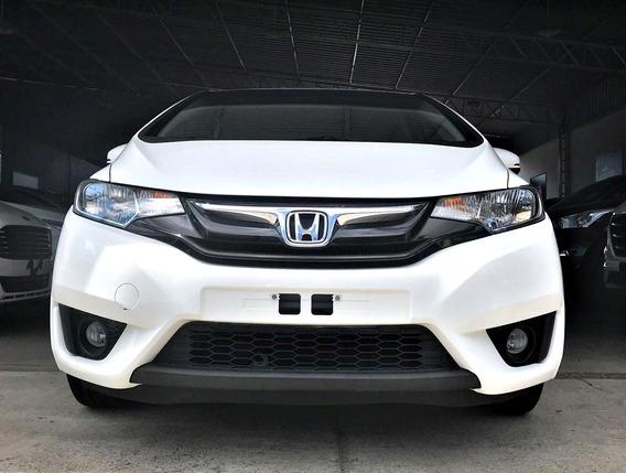 Honda Fit 1.5 Ex Flex Aut. Branco 2015/16