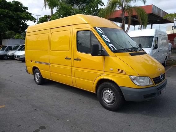 Sprinter Furgao Teto Alto Longa Financio 25 Mil +48x1.682,00