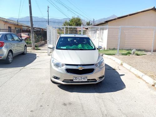 Chevrolet Sail 1.5 Lt Mt 4p 2017. Equipado Y Económico.