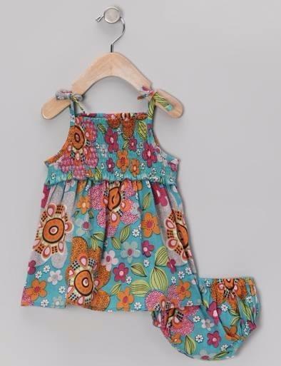 Vestido Yo Baby Talle 18-24 Meses De Usa