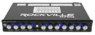 Rockville R7eq 1/2 Din 7 Car Audio Ecualizador Eq Con
