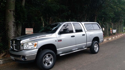 Imagem 1 de 14 de Dodge Ram 2500 2008 5.9 Cab. Dupla 4x4 4p