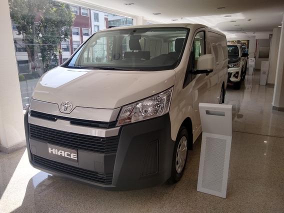 Toyota Hiace L1h1 Blanca Furgón Caja Automática Precio 2020