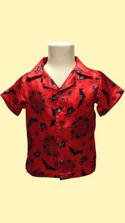 Camisa Infantil Maoli Halloween I0033
