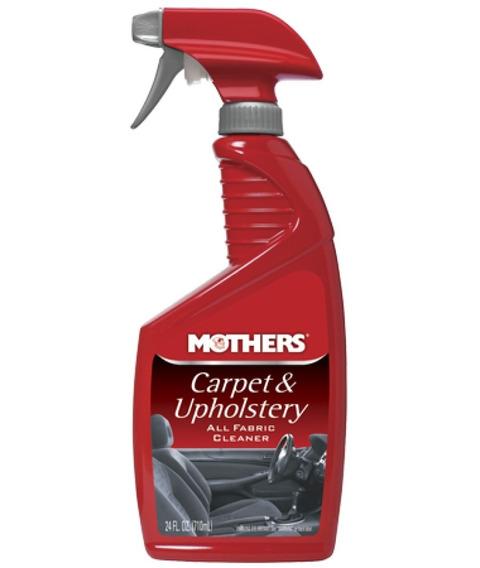 Limpador De Carpet E Estofados 710ml Mothers