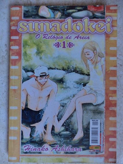 Sunadokei - O Relógio De Areia Mangá Volume 1