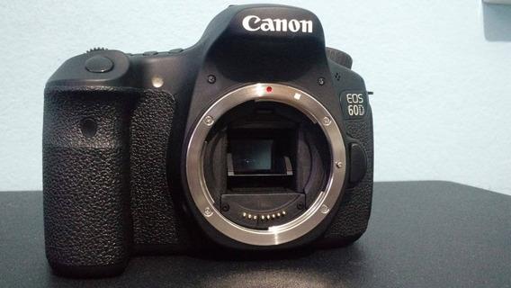 Câmera Canon 60d - Novíssima!