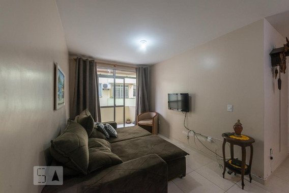 Apartamento No 1º Andar Com 2 Dormitórios E 1 Garagem - Id: 892969630 - 269630