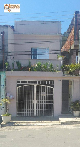 Sobrado Com 3 Dormitórios À Venda, 125 M² Por R$ 370.000,00 - Jardim São Paulo - Guarulhos/sp - So0443