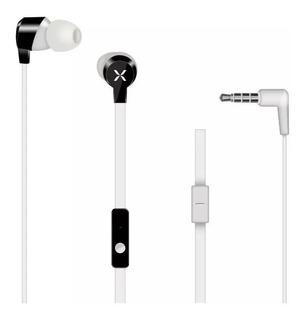 Auriculares Noblex Hp104w In Ear Con Micrófono Blanco