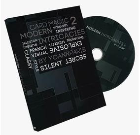 Mágica(dvd)yoann. F - Modern Intricacies 2 (baralho)download