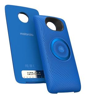 Moto Snap Stereo Speaker Azul - Motorola