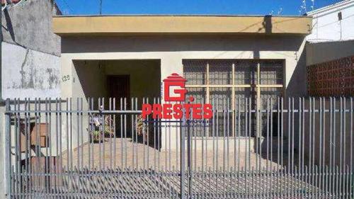 Casa De Rua-à Venda-além Ponte-sorocaba - Stca30179