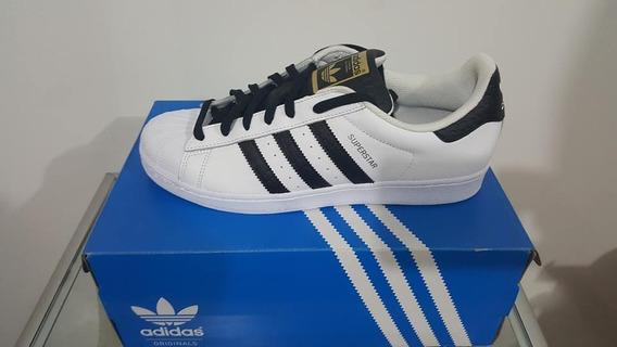 Zapatillas adidas Superstar Originales - Talla 44