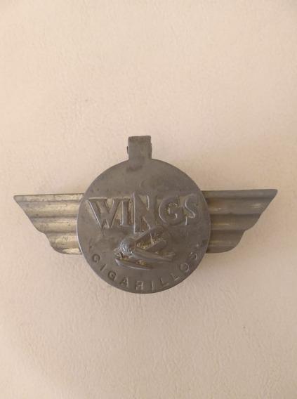Adorno De Cigarrillos Wings
