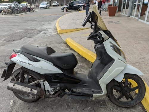 Imagem 1 de 6 de Dafra Citycom 300i