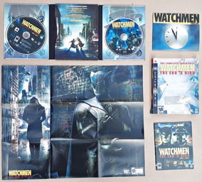 Jogo The Complete Experience Watchmen Ps3 Playstation Física