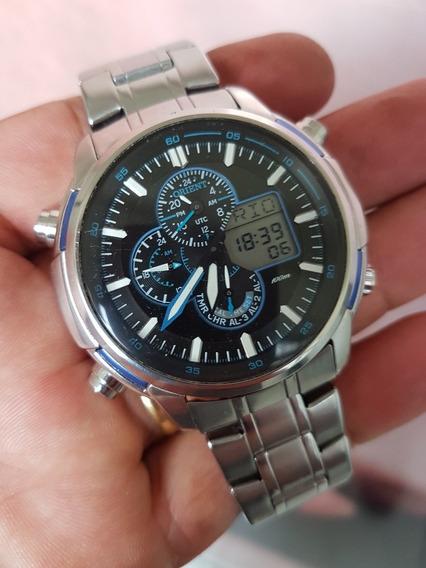 Relógio Orient C300 = Esquadrilha =navihawk =windsurf